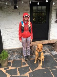 Katie Allen Scafell Sky Race